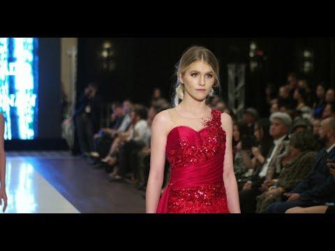 Kim Mahistrado Collection From Runway Canada Fashion Show