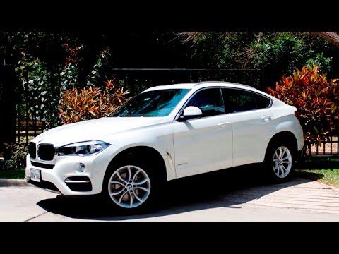 Test Drive Bmw X6 Xdrive30d 2017 Diesel Youtube