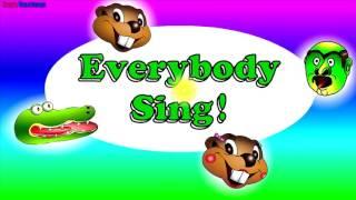 """""""La nueva canción del ABC abecedario"""" CLIP – Aprende el ABC, Canción divertida del abeceda"""