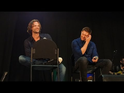 Jared and Jensen Panel - NJcon 2017