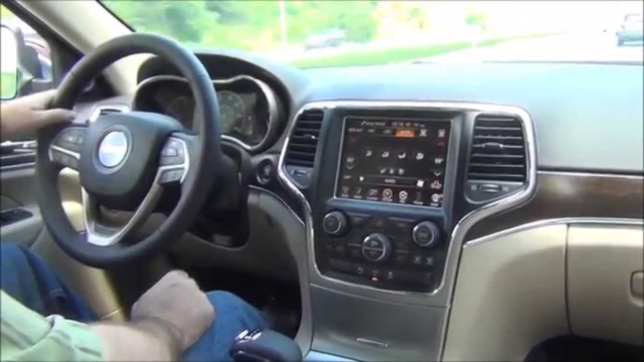 FULL 2014 Jeep Grand Cherokee ECO CLEAN SEL Review & Road Test ...