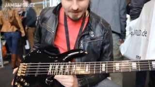 2013 Musikmesse Frankfurt - Baskytary Yamaha