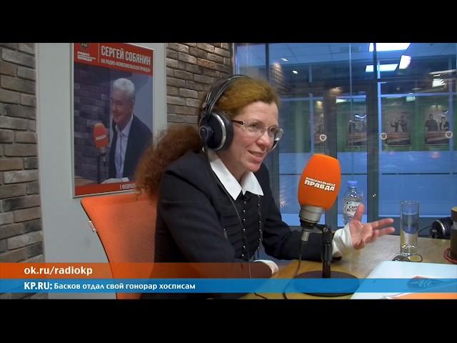 LatyninaTV / Юлия Латынина и протоиерей Всеволод Чаплин./ 13.12.2018