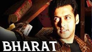 Salman Khan to play 18 Year Old in the movie Bharat - Marathi