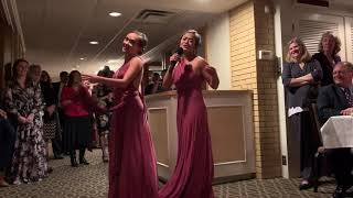 Maids of Honor Toast | Emily & Tyler 2018