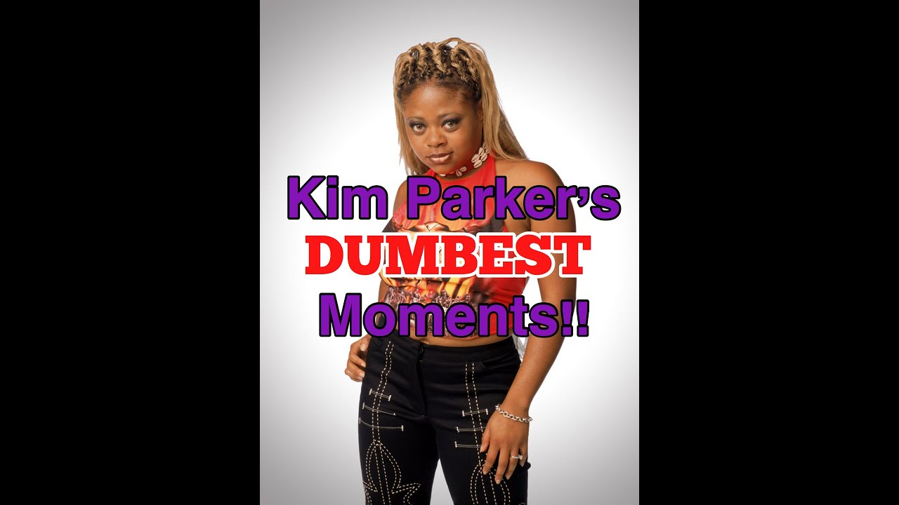 The Parkers- Kim Parker's DUMBEST Moments Compilation