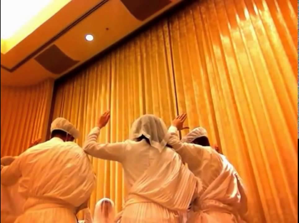 Mormon marriage ceremony consummation