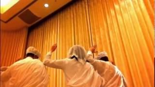 Secret Mormon Temple Ceremony filmed w/ hidden camera