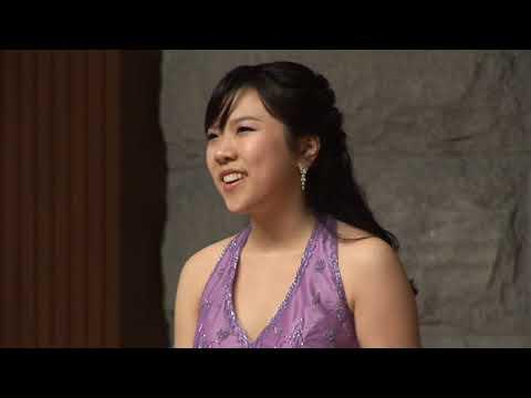 (2009년 12월) Tu virginum corona & Alleluja  소프라노  홍은지 (Eunsie Hong)