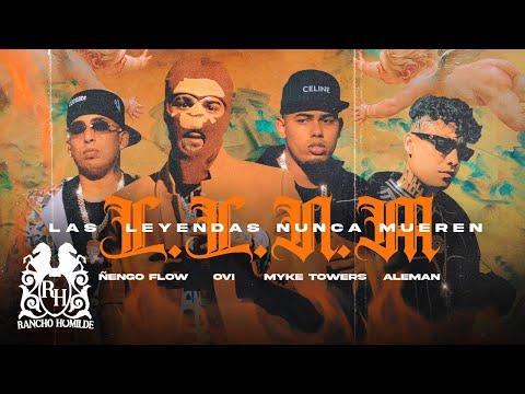 Ovi x Myke Towers x Ñengo Flow x Aleman - Las Leyendas Nunca Mueren [Official Video] - Rancho Humilde