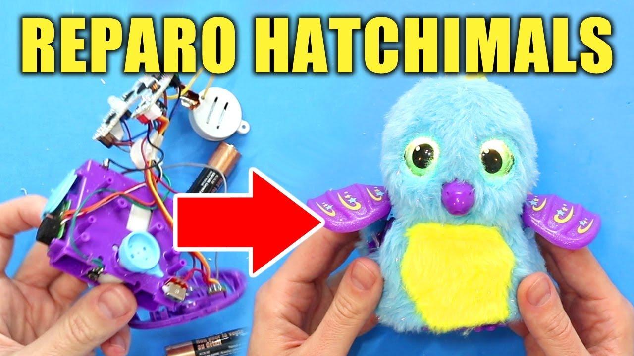 Con ¿funcionaráBy Mike Reparo Hatchimals Curiosidades sQrtdh