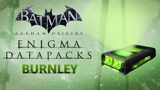 Batman: Arkham Origins –  Enigma Datapacks – Burnley