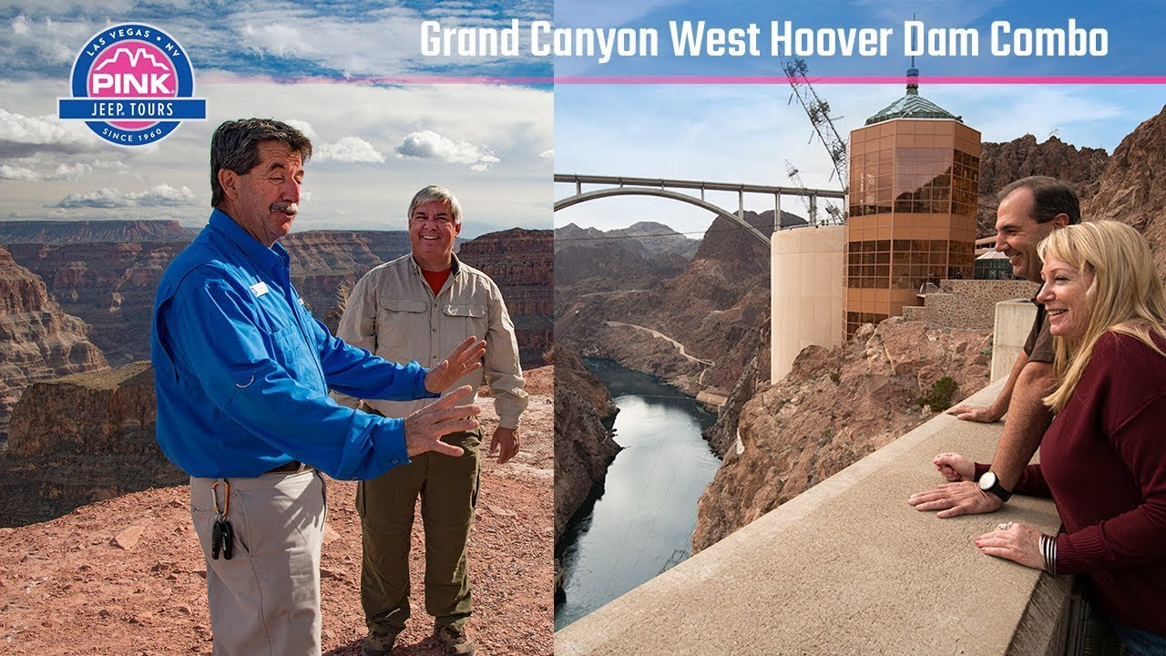 Grand Canyon - Hoover Dam Combo Tour - Las Vegas