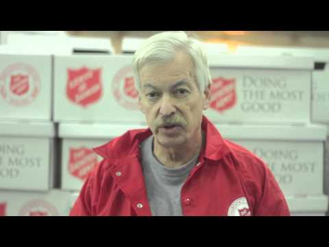 Salvation Army NYC Spreads Holiday Cheer Via Red Box Campaign