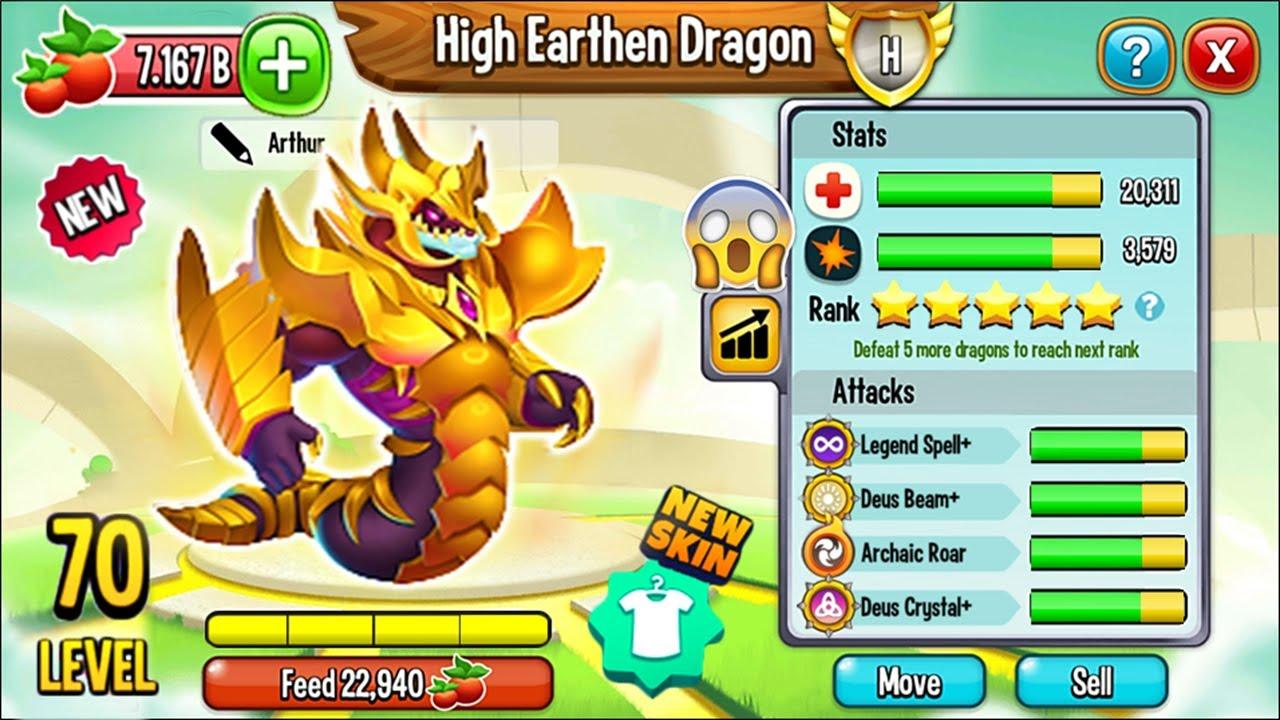 Lucky Legendary Chest Dragon City Chances