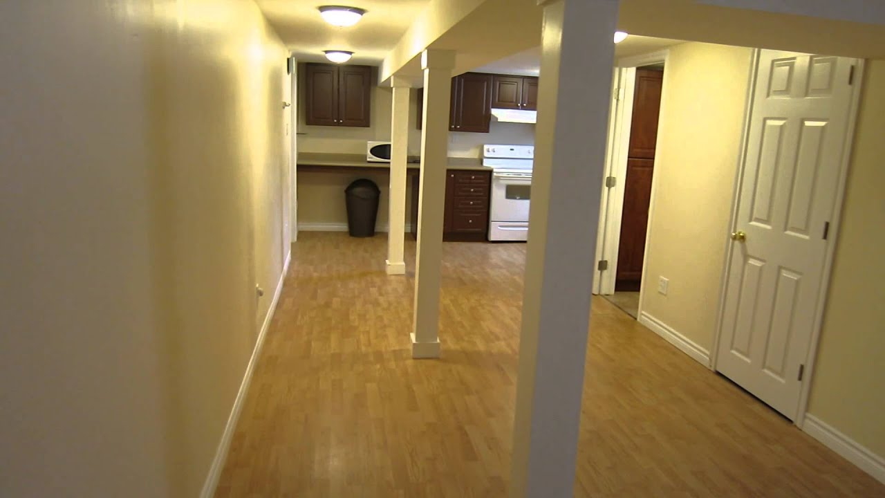 2 Bedroom Basement Suite Scarborough Ontario House Youtube