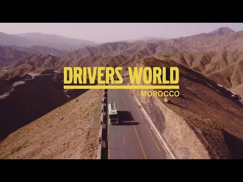 Volvo Trucks - Defying the dangerous curves of the Moroccan Atlas Mountains – Driver's World (E10)