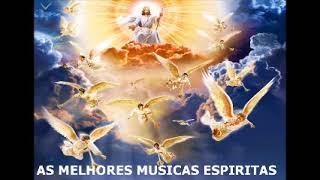 AS MELHORES MUSICAS ESPIRITAS PRA ALEGRAR A ALMA CD COMPLETO