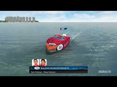 MAC-LLOYD / TRIMARAN / GEO RACING / POWER BOAT