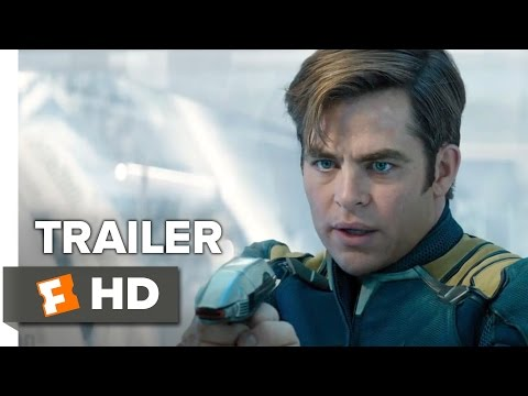 Star Trek Beyond TRAILER 2 (2016) - Zoe Saldana, Chris Pine Action Movie HD