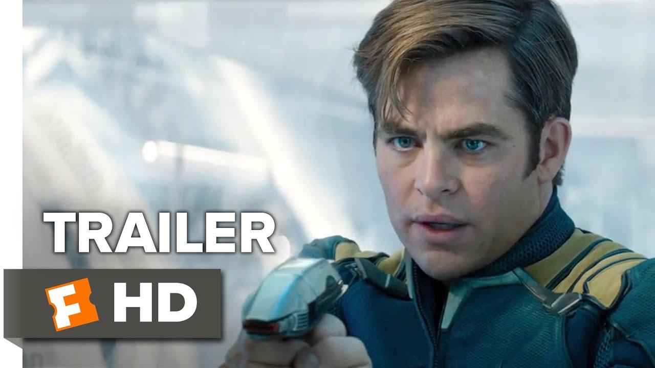 Star Trek Beyond Trailer