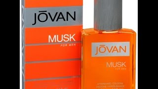 Review Jovan Musk for Men