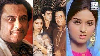 Kishore Kumar And Leena Chandavarkar's UNTOLD Love Story