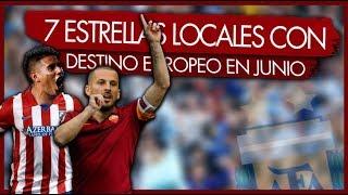 7 Figuras del Futbol Argentino que podrían irse a Europa en Junio/ Mercado de Pases 2019