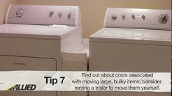 7 Ways to Save Money on Your Move | Moving Tips from Allied