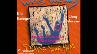 Kim Basinger Ozzy Osbourne Shake Your Head Was Not Was 7 Version HD