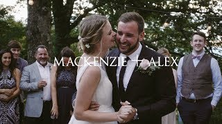 Mackenzie + Alex Wedding