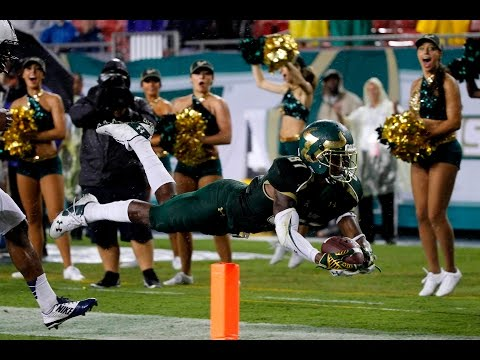 WR Rodney Adams vs Memphis 2016