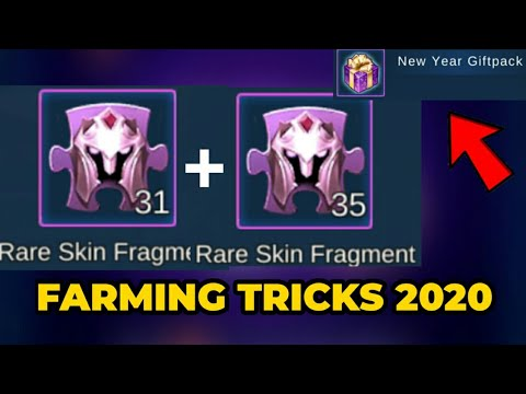 How to get Rare Skin Fragment Fast in MOBILE LEGENDS ...