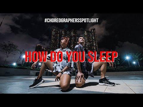 Sam Smith How Do You Sleep Choreography
