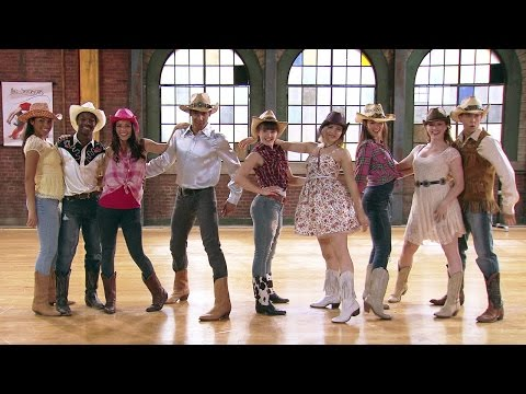 """The Next Step - Extended A-Troupe """"Coming Home"""" Square Dance"""