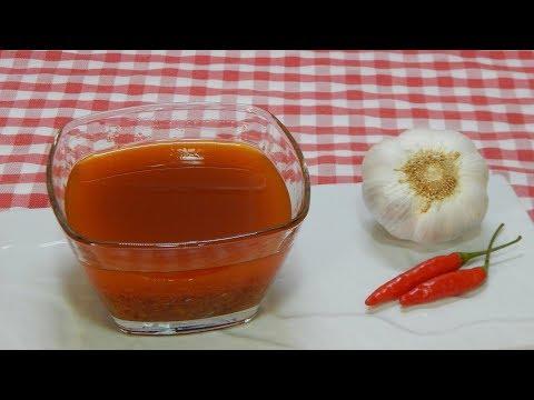 Cómo hacer salsa mojo picón rojo (Receta fácil y rápida)