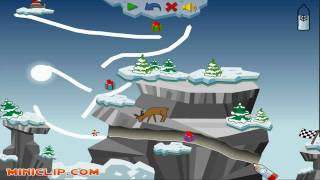 A Walkthrough of the Game Snow Line