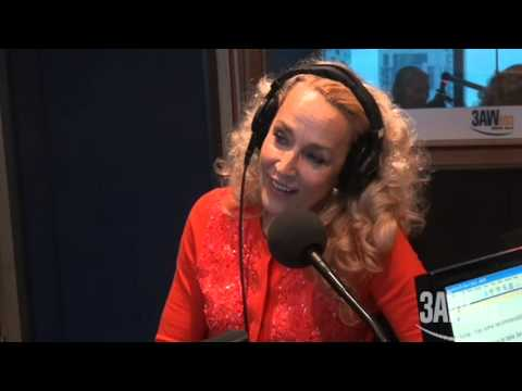 Jerry Hall talks boobs and cigarettes