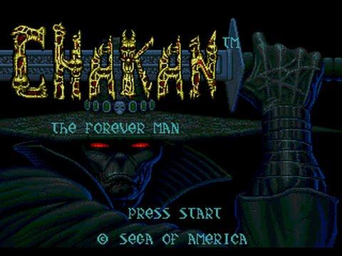 Chakan: The Forever Man Intro Theme (01) (Sega Genesis)