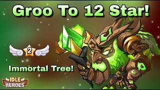 Idle Heroes (S) - 12 Star Groo! The Unstoppable Tank!
