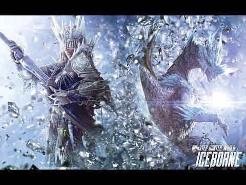 華美的冰之樂章-冰呪龍【魔物獵人/怪物獵人生態】