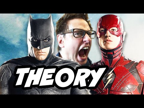 Justice League James Gunn Movie Theory