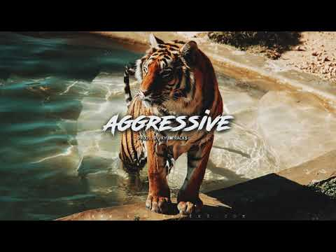 """AGGRESSIVE"" – Free Rap/Trap Beat   Aggressive Type Beat Instrumental (prod. Kyu Tracks)"