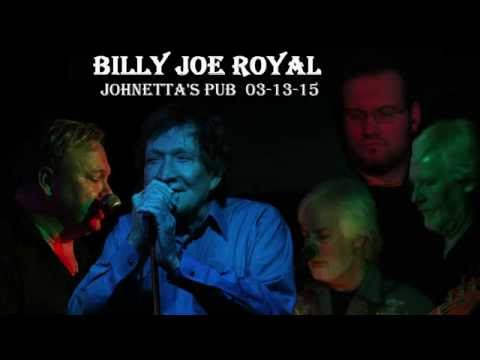 BILLY JOE ROYAL (full show) @ Johnetta's Pub