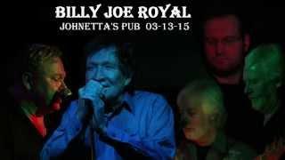 BILLY JOE ROYAL (full show) @ Johnetta