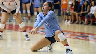Ole Miss Volleyball: Meet Kate Gibson