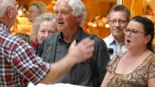 flashmob - va pensiero - Choeur des esclaves - Nabucco