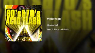 Provided to YouTube by The Orchard Enterprises Motorhead · Hawkwind...