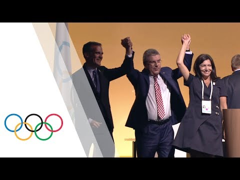 130th IOC Session - Candidate Cities