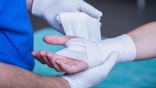 Как обработать гнойные раны в домашних условиях